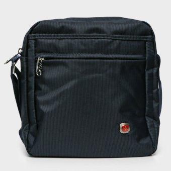Salvatore Mann Mens Jacobo Shoulder Bag