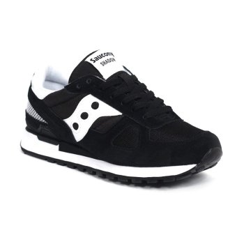 Saucony Shadow Original Shoes (Black)