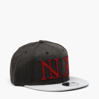 SM Accessories Mens NY LA Snap Back Cap