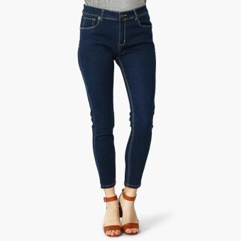 SM Woman Skinny Jeans (Blue)