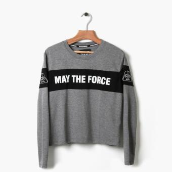 Star Wars Teens Statement Sweatshirt (Gray)