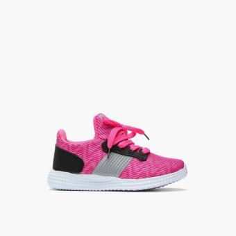 Sugar Kids Girls Iara Sneakers (Pink)