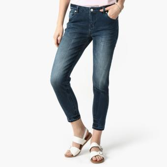 True Love Dark Wash Skinny Jeans (Denim)