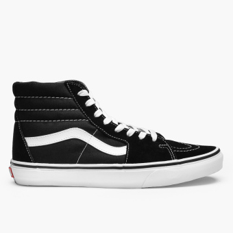 vans sk8 hi sneakers black lazada ph