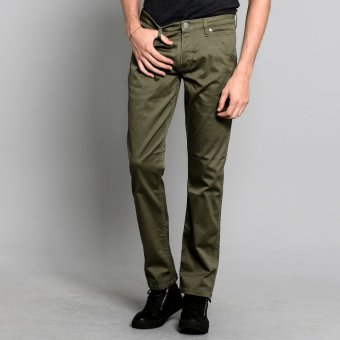 Wrangler Spencer Pants (150FINE ARMY)