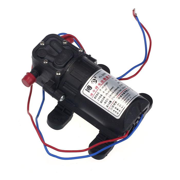 Dc 6v submersible mini water pump 0065 black lazada ph for Lampen 0 36w 6v