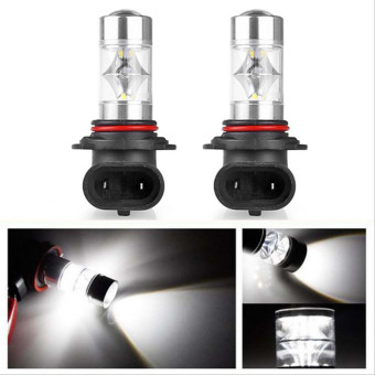 2pcs Super Bright 6000K Xenon White CREE XB-D 9005 HB3 LED BulbsCar High Beam/Daytime Running Lights/Fog Lamps - Intl