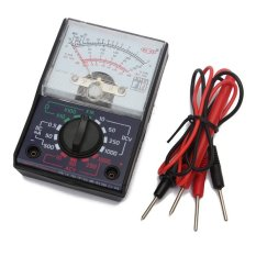 PHP 430. Analogue Multimeter Resistance AC DC Volts Ohm Electrical Circuit Multi Tester NEW - intlPHP430