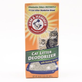 Arm & Hammer Cat Litter Deodorizer 30oz ( 3 bags / box)