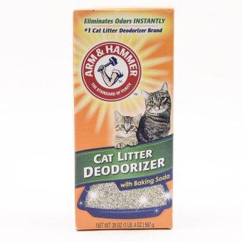 Arm & Hammer Cat Litter Deodorizer 30oz ( 3 bags / box)