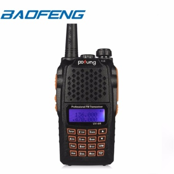 BAOFENG UV-6R Two-Way Radio Dual Band VHF/UHF