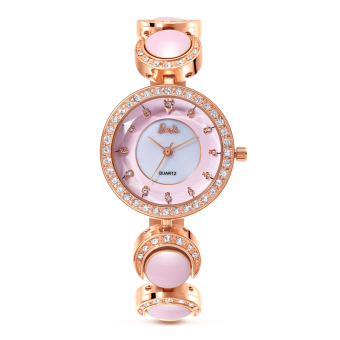 Barbie princess imitation Zhen Zhu bracelet watch