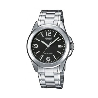 Casio Analog Mens Stainless Steel Strap Watch MTP-1215A-1ADF