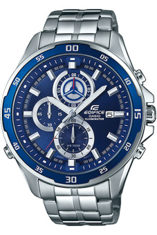 Casio Edifice Men's EFR-547D-2A Silver
