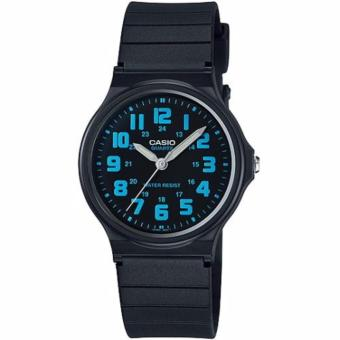 Casio MQ-71-2B Rubber Strap Unisex Analog Watch