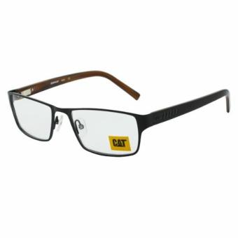 Eyeglass Frame Ph : Caterpillar CTOH06 004 Eyeglass Frame (Black) Lazada PH