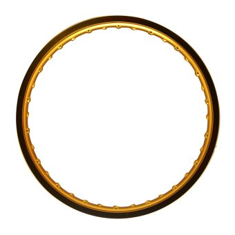 Comstar STD 1.60 x 17 Motorcycle Alloy Rim (Gold)