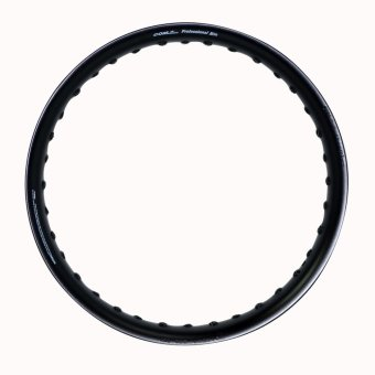 Comstar U-Type 1.2 x 17 Motorcycle Alloy Rim (Black)