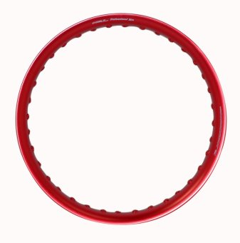 Comstar U-Type 1.4 x 17 Motorcycle Alloy Rim (Red)