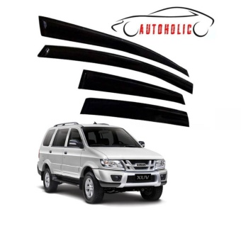 Door Sun Visor for Isuzu Sportivo