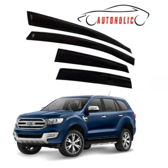 Door Visor for Ford Everest 2016 to 2017