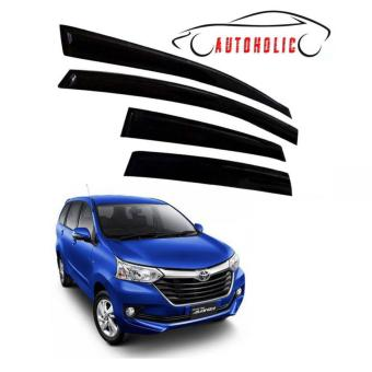 Door Visor for Toyota Avanza 2012 to 2017