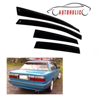 Door Visor for Toyota Corolla Smallbody 1989 to 1992