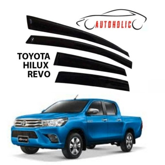 Door Visor for Toyota Hilux Revo