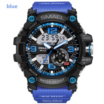 Fashion Water-resistance Watches for Children Casual Kids WatchStudents Watch Boys Girls Outdoor Sports Watch Christmas Gift Watch- intl