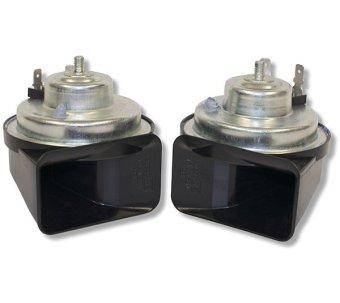 Specifications Fiamm Italy Am80s Fanfaren Snail Car Horn Black