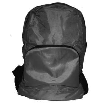 Foldable Bag Pack (Gray)