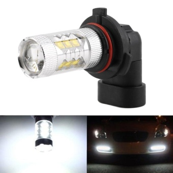 HB4 6000K 9006 80W LED Car Headlight Fog Light Lamp Bulb Super Bright White - intl