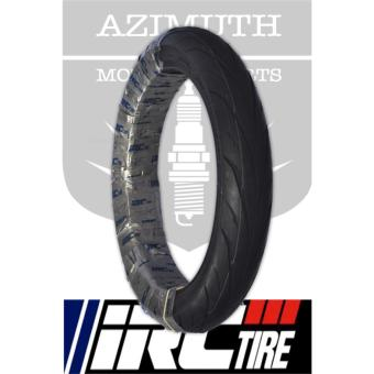 IRC Exato 90/80-17 46S Tubeless Tire