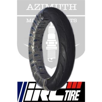 IRC Exato NR88 100/80-17 52S Tubeless Tire