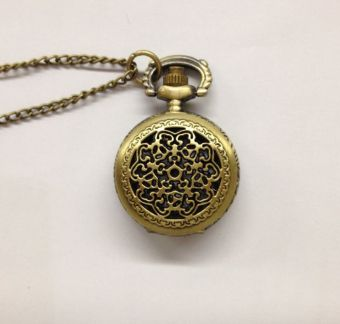 Korean-style student porous small pocket watch