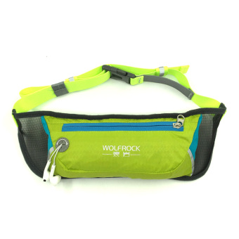 Lang Yan running bag marathon running men and women multi-function running bag