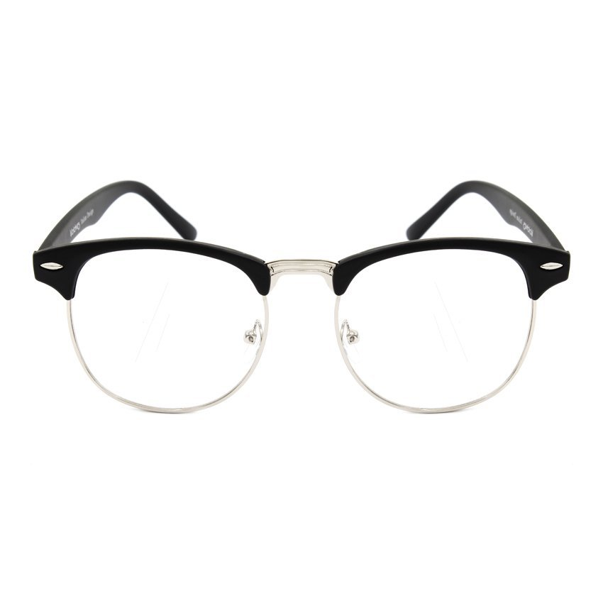 Eyeglasses Frame Lazada : Fashion Eyeglasses Frame Optical Reading Eye plain Glasses ...