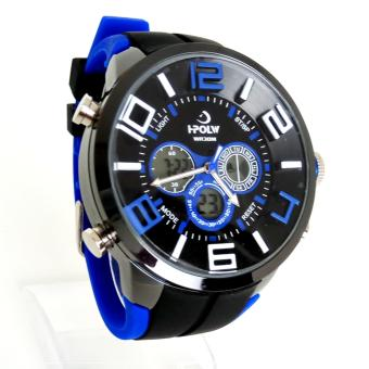 Men's quartz watch (blue)02