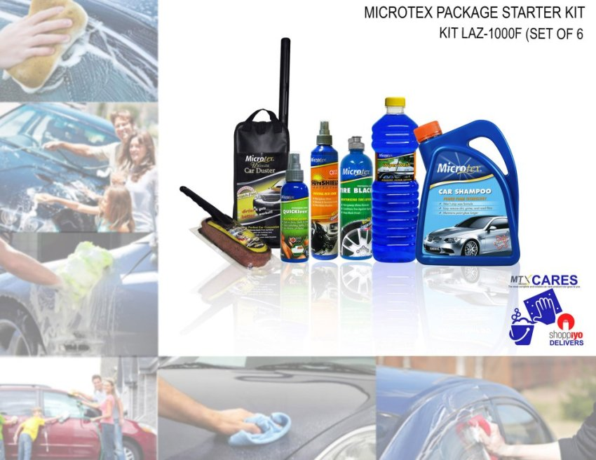 Microtex Car Duster Review
