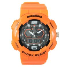 sportswatches for men for mens sport watches brands mossimo ms 1405g red fitch unisex orange silicone strap watch