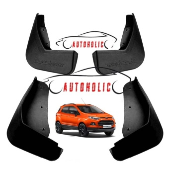 Mud Flap Splash Guard for Ford Ecosport