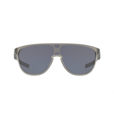oakley womens sunglasses confront  oakley sunglasses trillbe oo9318 (931801) size 34 grey (matte grey ink)