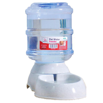 Pet drinkers dog 3.5L automatic feeder drinking Dog Drinkers(drinker)