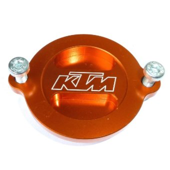 SEC 00965 Engine Oil Filter Cover Cap For KTM Duke