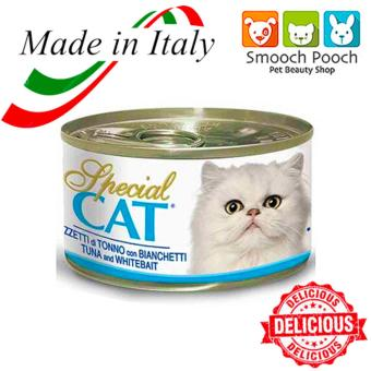 Special Wet Cat Food Tuna with Whitebait 95g (Set of 1)