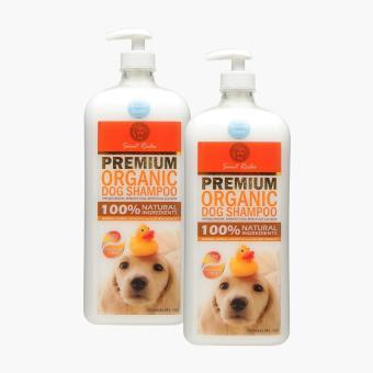 St. Roche Premium Organic Heaven Scent Dog Shampoo 1050mL (Set of 2)