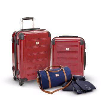 Swiss Military P/C Luggage Set