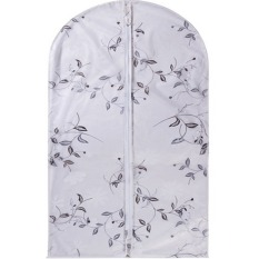 Image Of Whitmor Deluxe Garment Bag With Pocket In Black
