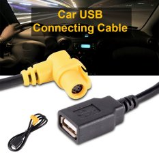 PHP 709. USB Connecting Cable Adapter For VW Jetta Golf MK5 MK6 ...