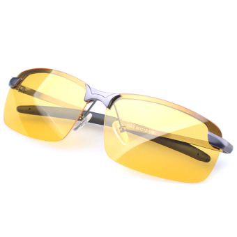 eyeglasses polarized  UV400 Night Vision Glasses Anti-glare Polarized Lens Eyewear ...